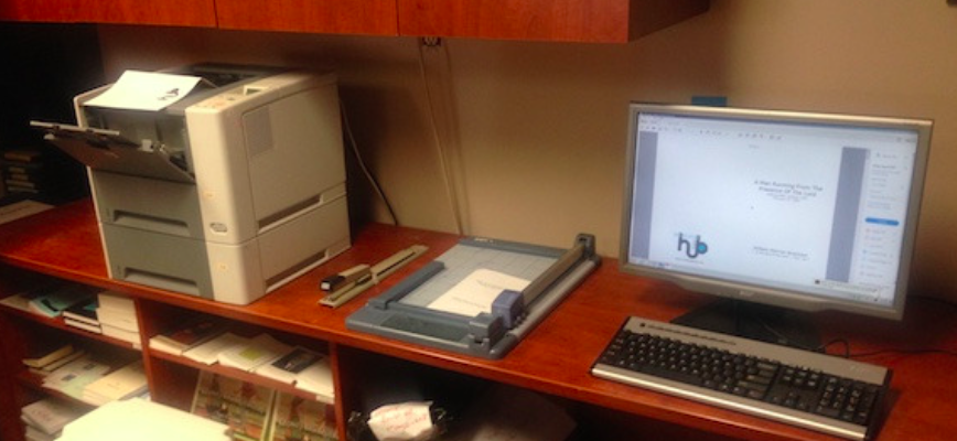 A common Print station 2
